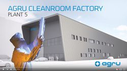 Video introduces AGRU's cleanroom plant