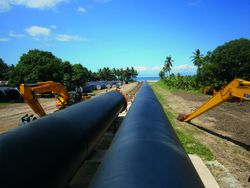 AGRULINE large diameter pipes